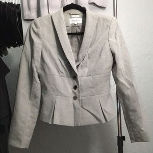 Calvin Klein - Light Grey Blazer